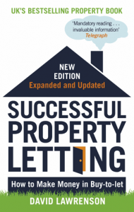 Successful Property Letting - How to make money in Buy to Let - Book Cover