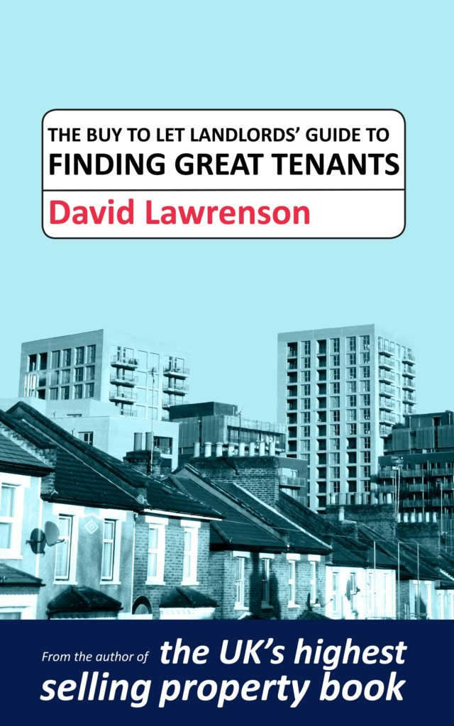 The Buy to Let Landlords Guide to Finding Great Tenants front cover